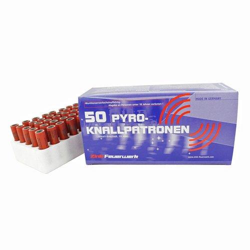 Pyro Banger 15mm Cartridges - 50pc