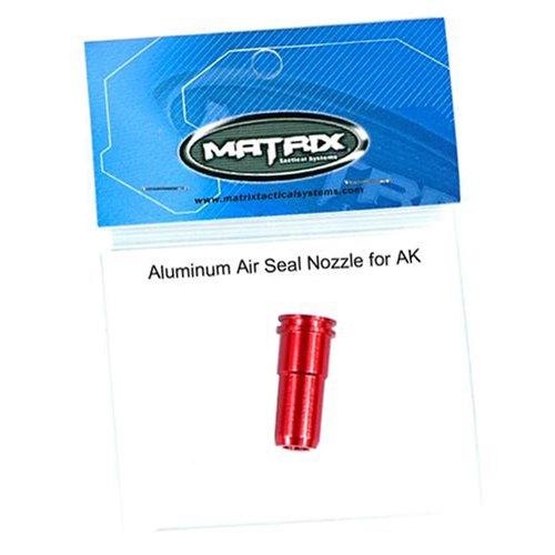 Matrix CNC High Performance Aluminum AK Airsoft AEG Series Air Seal Nozzle