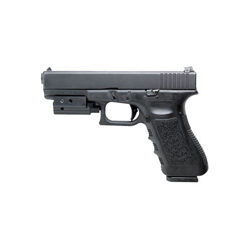 Ncstar Pistol Red Laser For With Aluminum Real
