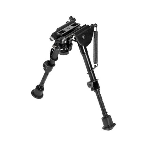 Ncstar Precision Grade Bipod With 3 Adapters