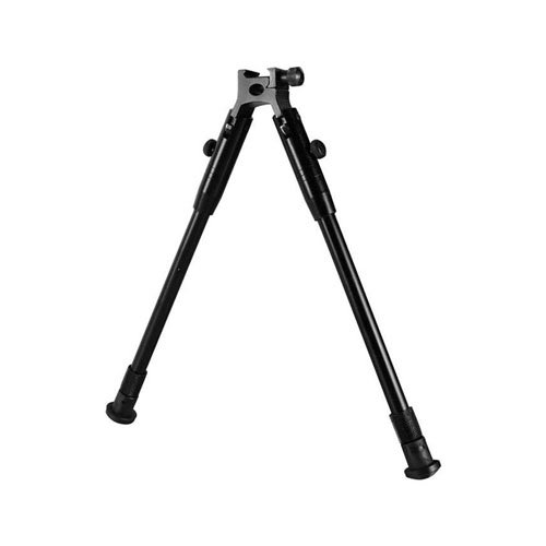 Ncstar Compact Stream Line Bipod With Weaver Style Black Mount