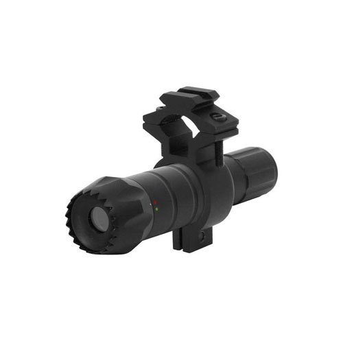 Ncstar Red Green Laser With Universal Rifle Barrel Mount With Pressure Switch