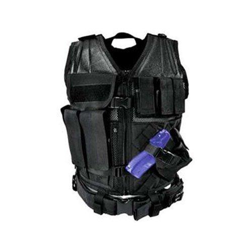 Ncstar Black Tactical Vest