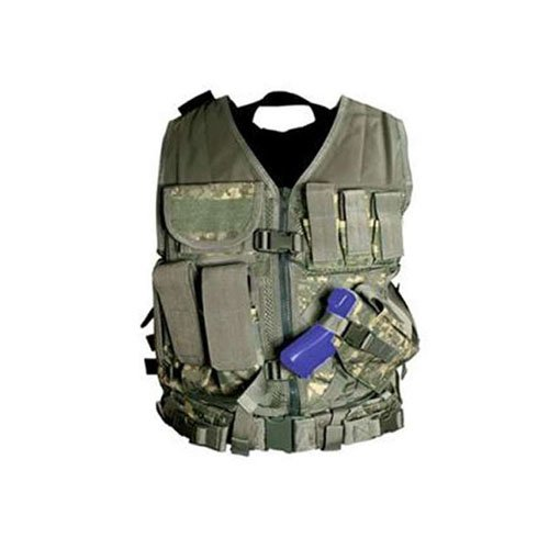 Ncstar Digital Camo ACU Tactical Vest