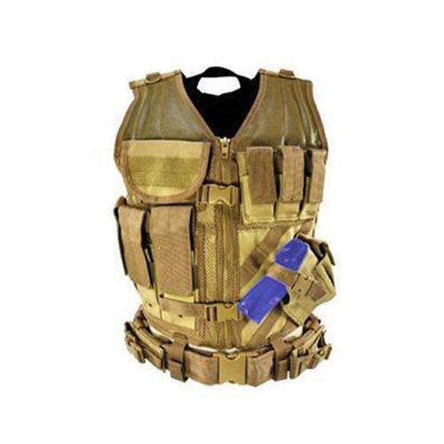 Ncstar Tactical Tan Vest