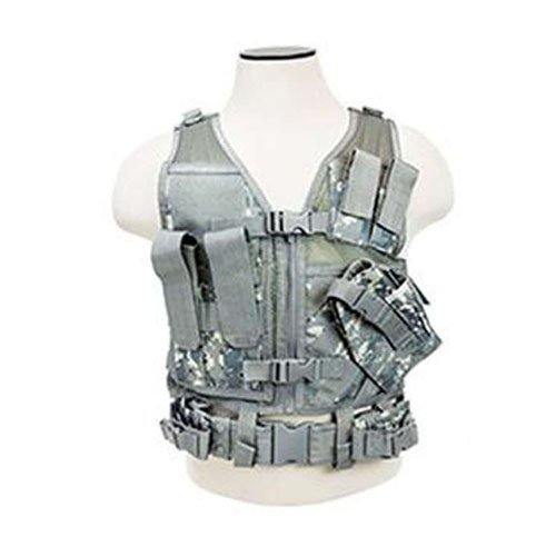 Ncstar Tactical Digital Camo Childrens Vest
