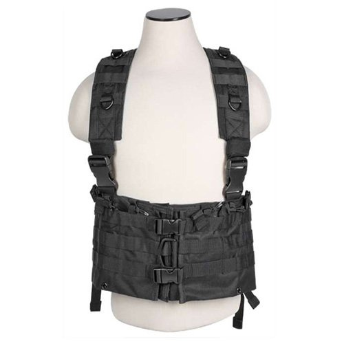 Ncstar AR Black Chest Rig