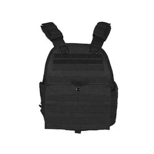 Ncstar Plate Carrier Black Vest