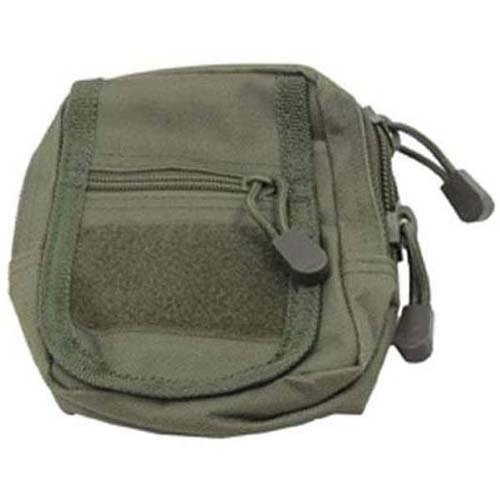 Ncstar Small Green Utility Pouch