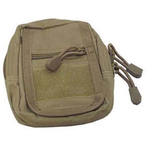 Ncstar Small Tan Utility Pouch