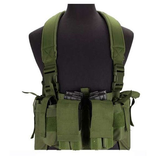 Ncstar Ultimate Green Chest Rig