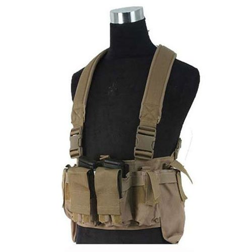 Ncstar Ultimate Tan Chest Rig