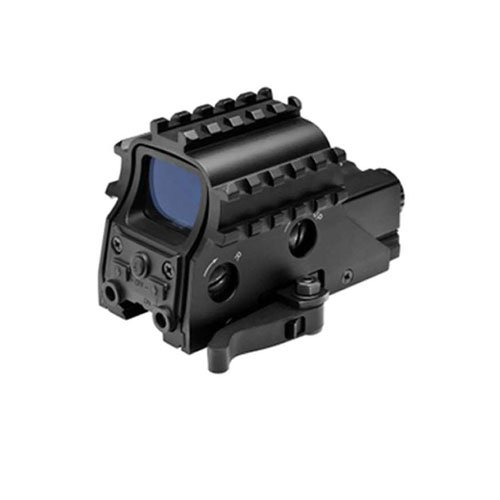 Ncstar Tactical Green Dot 3 Armored Rail System Sight