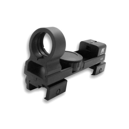 Ncstar 1X25 Red And Green Dot Reflex Sight