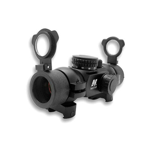Ncstar 1X30 T-Style Red Dot Sight With 4 Different Reticals
