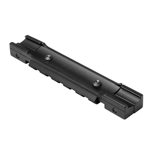NcStar Dovetail to Picatinny 3/8 Short Adapter Rail