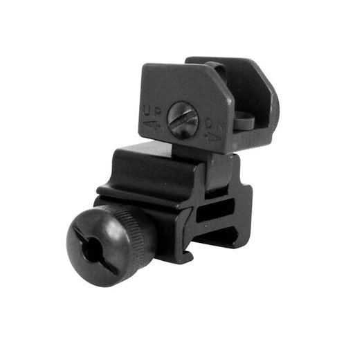 Ncstar AR15 Flip Up Rear Sight