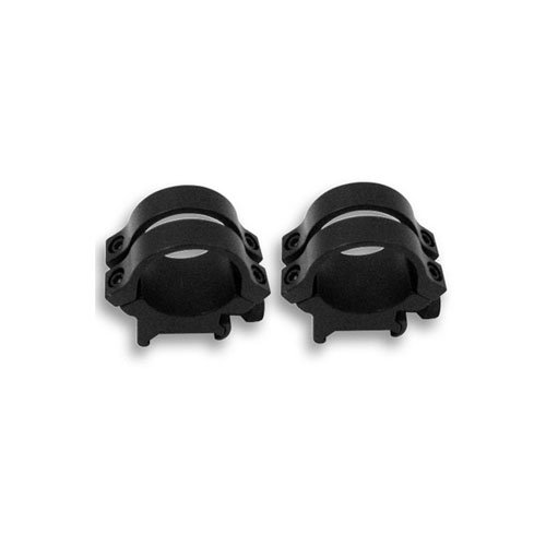Ncstar 1 Inch Black Weaver Split Ring