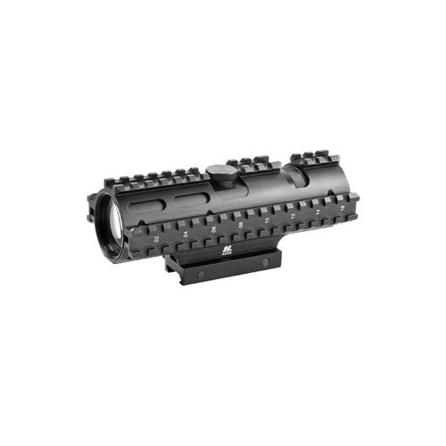 Ncstar Tri-Rail Series 3-9X42 Compact P4 Sniper Rifle Scope
