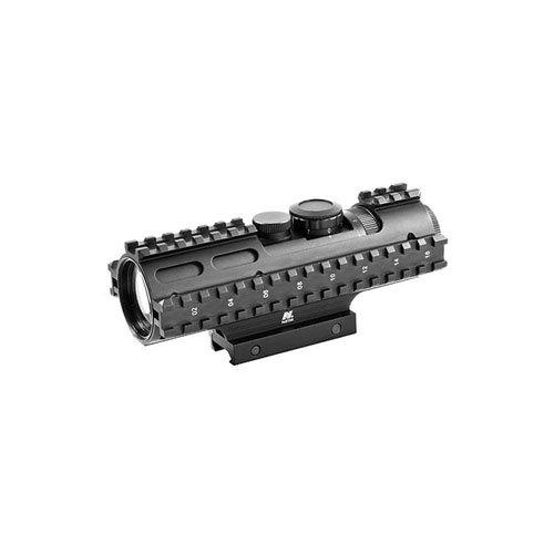 Ncstar Tri-Rail Series 3-9X42 Compact Scope P4 Sniper Weaver Mount