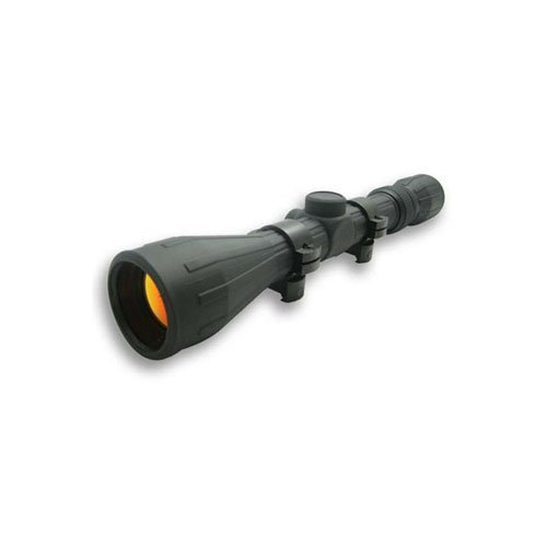 Ncstar Rubber Armored Full-Size 3-9X40 Rubber Scope