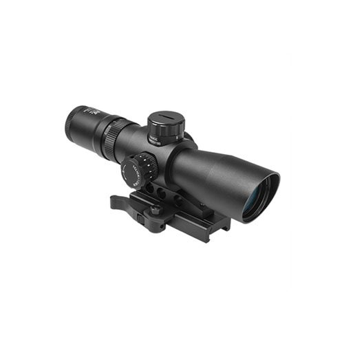 Ncstar Green Dot 2-7X32 Mil Dot Ultimate Sighting System