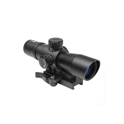 Ncstar 4X32 Green Dot Mil Dot Ultimate Sighting System
