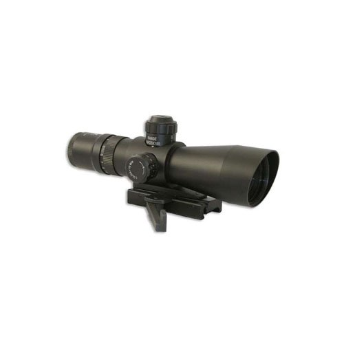 Ncstar Mark III Tactical P4 Sniper Red Dot Rifle Scope