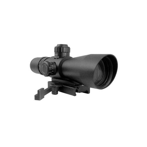 Ncstar Mark III Tactical Series P4 Sniper Rifle Scope