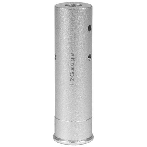 Ncstar 12 Gauge Cartridge Red Laser Bore Sighter