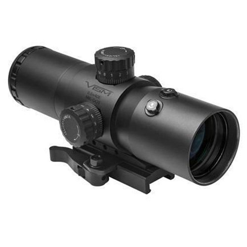 Ncstar CBT Series 3.5x40 Prismatic Red Laser Scope