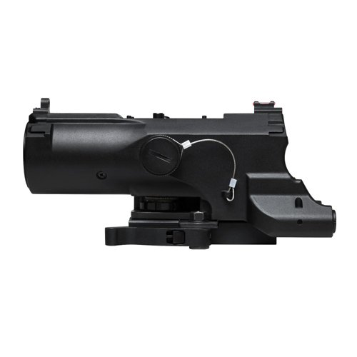 NcStar ECO 4X Red & Blue Reticle Prismatic Scope