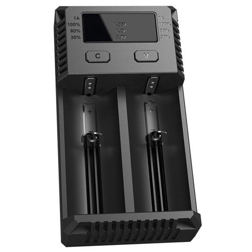 Nitecore i2 Intellicharger Battery Charger
