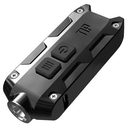 Nitecore TIP-SS Rechargeable 360 Lumen LED Keychain Flashlight