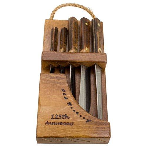 OKC Old Hickory Knife Block Set