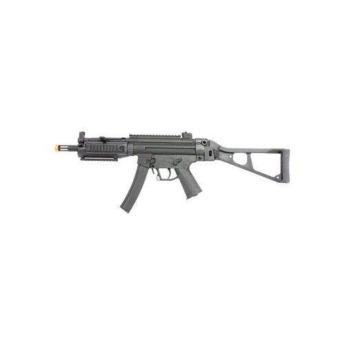 GSG 522 RIS Black Full Metal Blowback Airsoft Gun