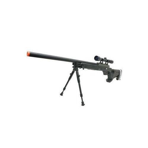 Mauser SR Pro Tactical With Adjustable Bi-Pod
