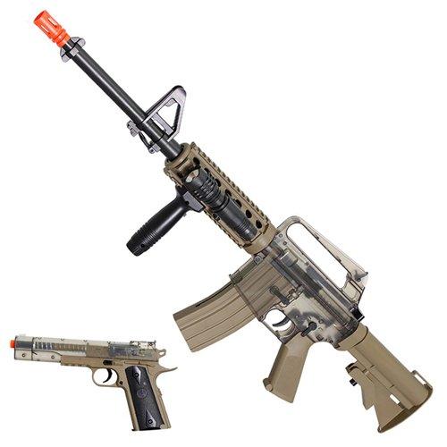 Colt M4/A1 RIS Spring Gun On-Duty Kit