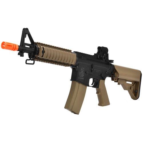 Colt M4 CQB-R AEG Airsoft Rifle - Tan