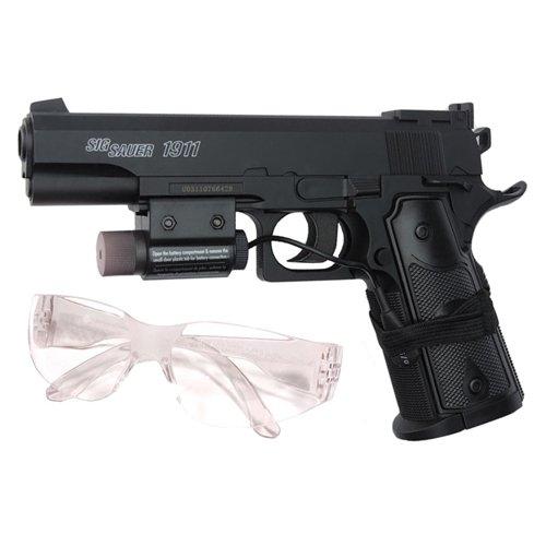 Sig Sauer GSR 1911 CO2 BB gun Shooting Kit