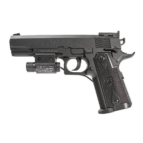 Tanfoglio 1911 Non Blowback 4.5mm Steel BB Pistol Kit