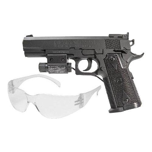 Tanfoglio 1911 Non Blowback 4.5mm Steel BB Pistol Kit