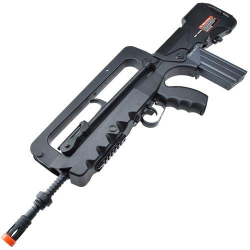 FAMAS AEG Airsoft Rifle Metal Gear Box
