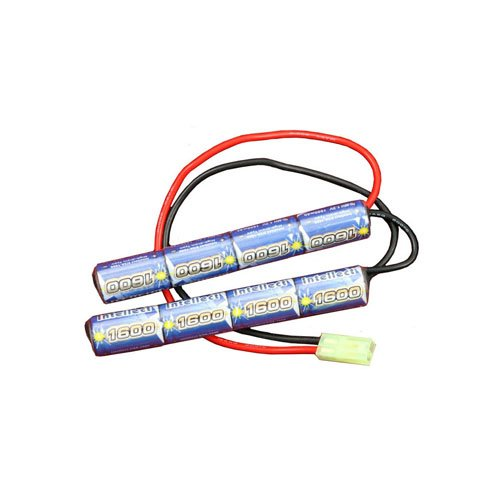 Intellect Nunchuck Airsoft Battery 9.6V - 1600 Mah