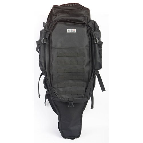 Swiss Arms Rifle Black Backpack