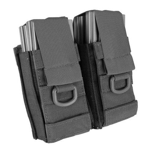 Black Owl Gear / Phantom Aggressor Molle Ready M4 AK MP5 Magazine Pouch