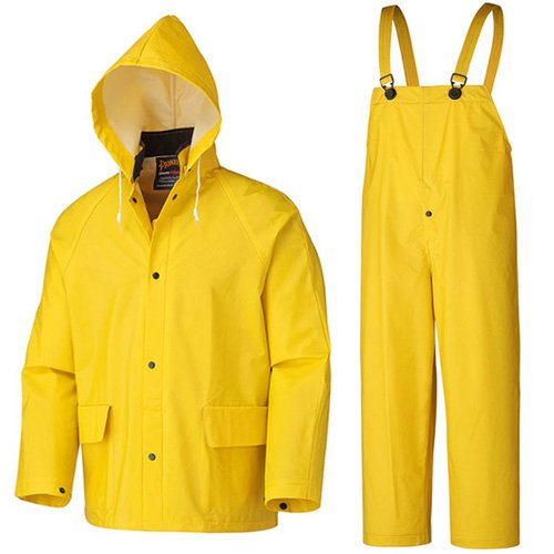 Pioneer Rainwear Jacket with Bib Pants
