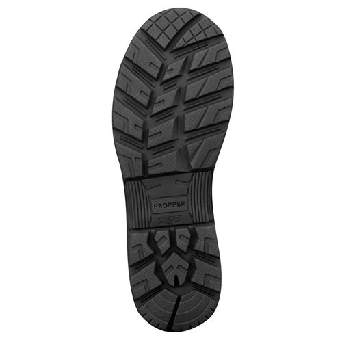 Propper Series 100 Side Zip Black Boot - 6 Inch - Wide