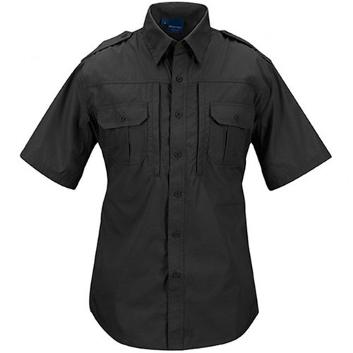Propper Mens Short Sleeve Tactical Shirt - Polycotton Ripstop