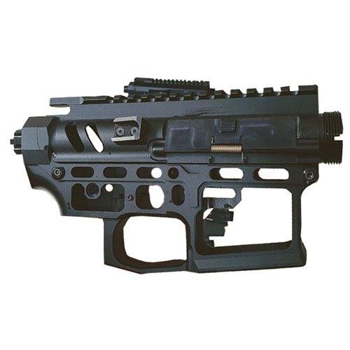 CNC Receiver AR15 Skeletonized - A